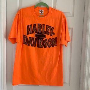 Harley-Davidson Men's Size Large T-Shirt